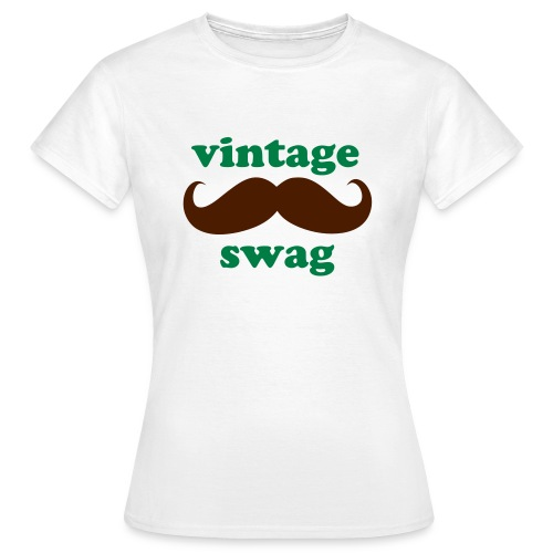 Vintage Swag Ladies - Women's T-Shirt