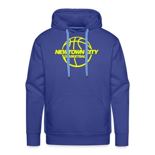 NTC BB Hoodie gelb/blau MEN - Männer Premium Hoodie