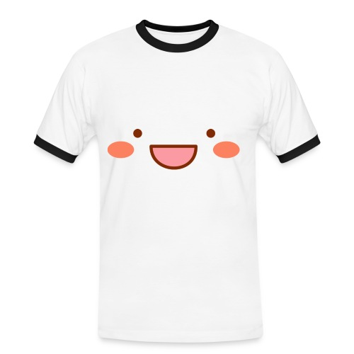 Mayopy face - Men's Ringer Shirt