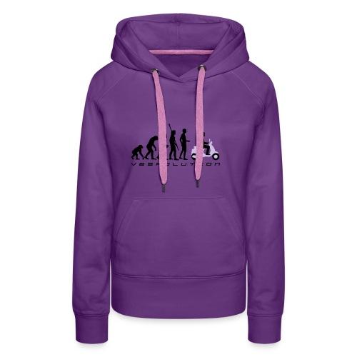 Kaputzensweater - Frauen Premium Hoodie