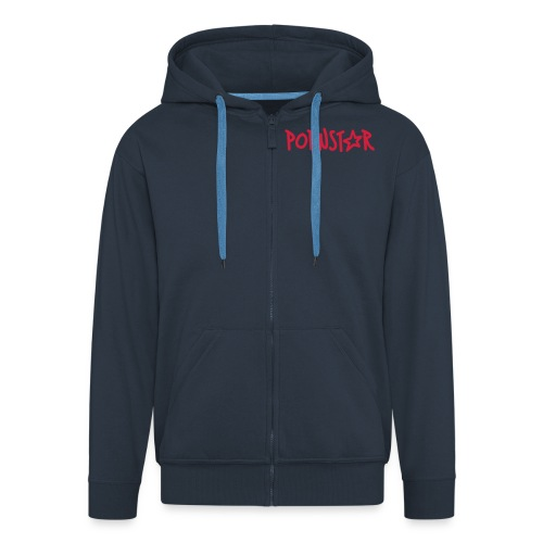 Pornstar Hoodie - Men's Premium Hooded Jacket