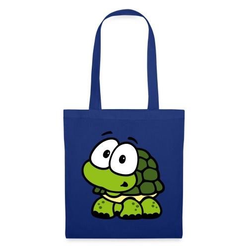 Schildkröte - Stoffbeutel