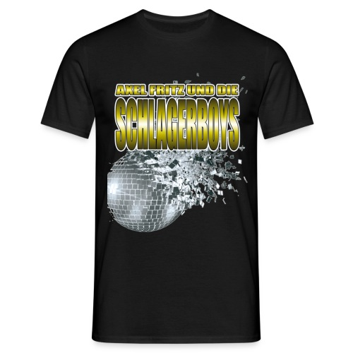 Die Schlagerboys - Männer T-Shirt