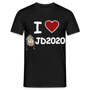 I Heart JD2020 - Men's T-Shirt