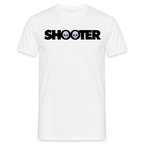 Shooter Shirt - Männer T-Shirt