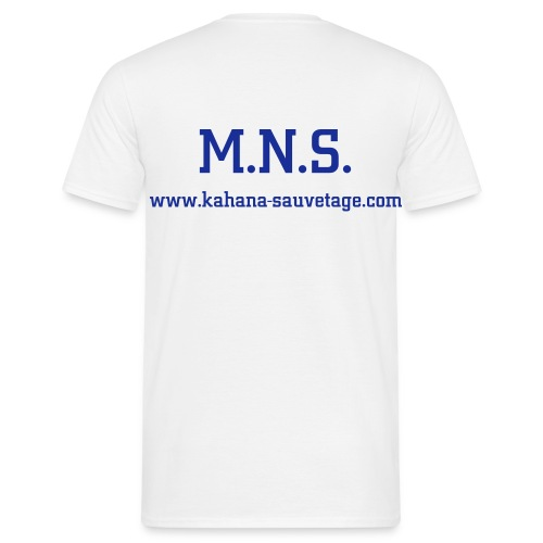 M.N.S. - T-shirt Homme