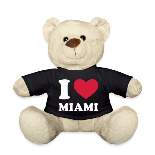 i LOVE MiAMi TEDDY - Teddy