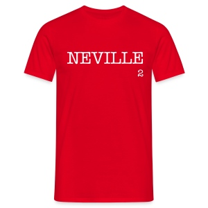 Neville Quote T-shirt - Men's T-Shirt