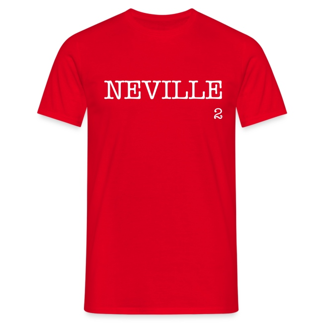 Neville Quote T-shirt