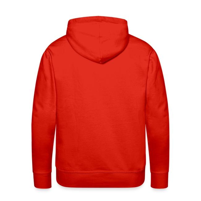 "M16 0RA ""College"" style hoodie"