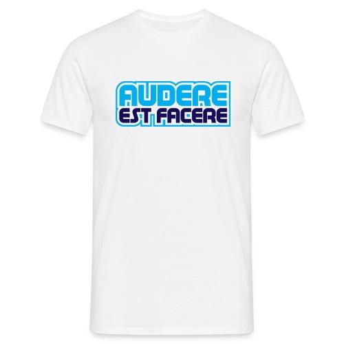 Spurs Latin Motto T-shirt - Men's T-Shirt