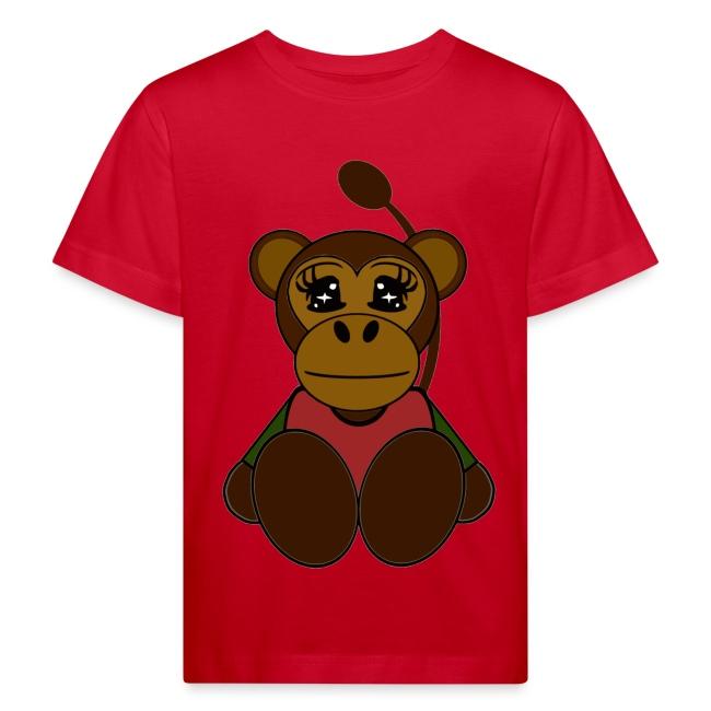 T shirt enfant singe