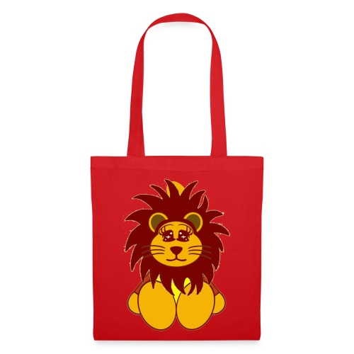 Sac lion - Tote Bag