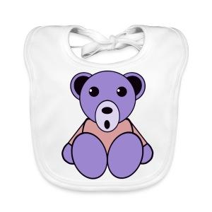 Bavoir bébé ours - Bavoir bio Bébé