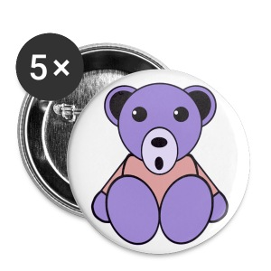 Badge ours - Badge petit 25 mm