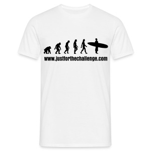 Evolution of Surf - Men's T-Shirt