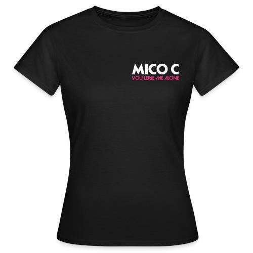 T-SHIRT FEMME MICO C - T-shirt Femme