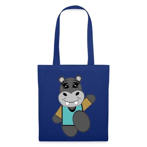 Sac hippopotame - Tote Bag