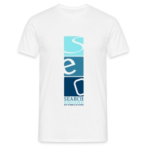 Search Engine Optimization - T-shirt Homme