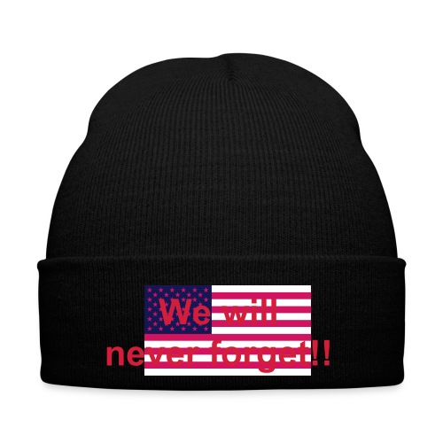 We will never forget !!  - Winter Hat