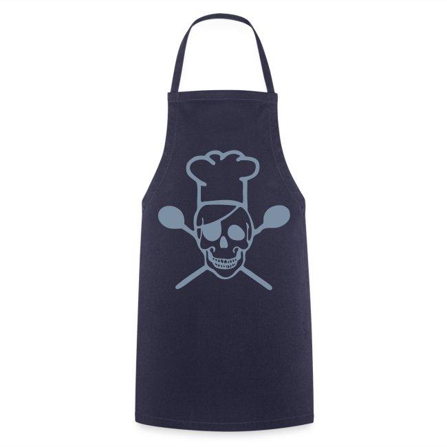 Tablier de cuisine Skull