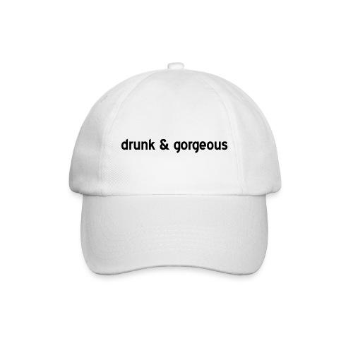 Drunk and gorgeus cap - Baseball Cap