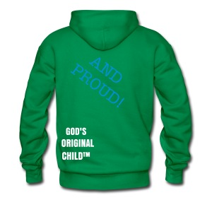 and I am proud to say that - Men's Premium Hoodie