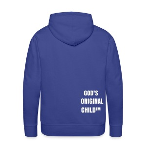 Forever his Child - Men's Premium Hoodie