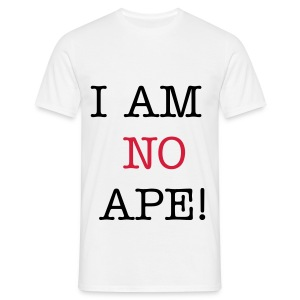 No Ape - Men's T-Shirt