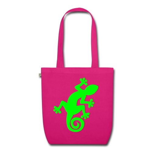 Lizard Bag - EarthPositive Tote Bag