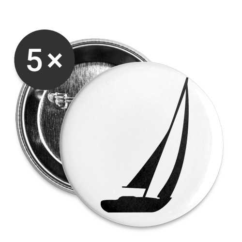 Spilla Sail Vela  - Spilla media 32 mm