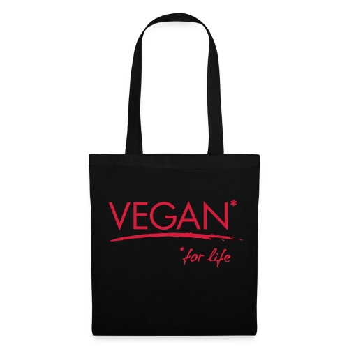 BaG - VEGAN* for life - Stoffbeutel