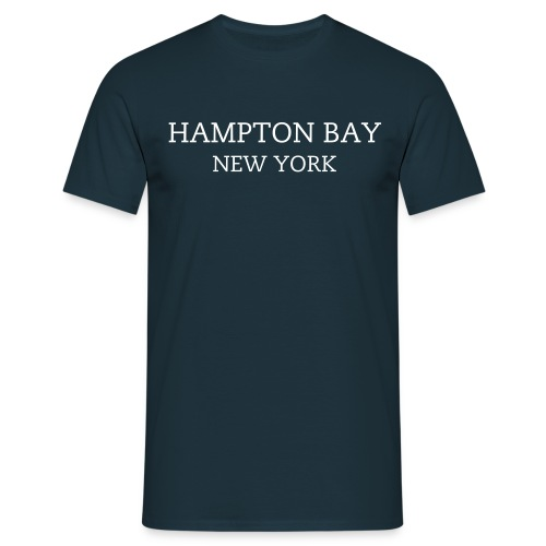Hamton Bay Classic Mens Tee - Men's T-Shirt