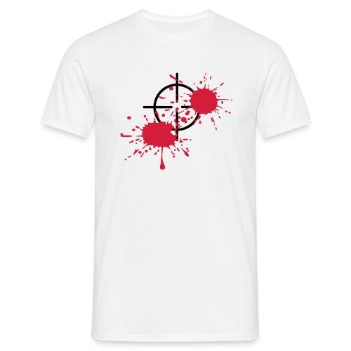 Double Tap - Men's T-Shirt