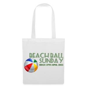 Beachball Sunday - Tote Bag