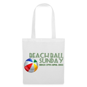 Beachball Sunday - Tote Bag