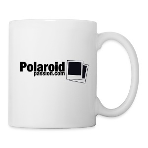 Mug Polaroid Passion - NB - Tasse