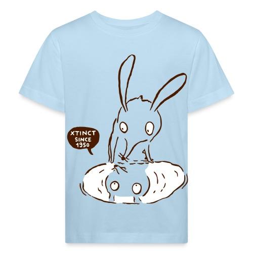 Andrea Rausch Nasenbeutler - Kinder Bio-T-Shirt