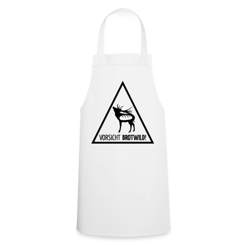 Vorsicht Brotwild! - Kochschürze