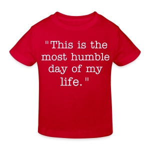 Humble - Kid's T - Kids' Organic T-shirt