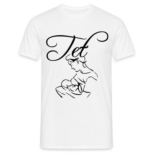 TET-shirt - Mannen T-shirt