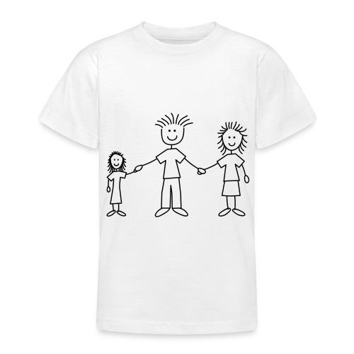 Happy Family - Maglietta per ragazzi