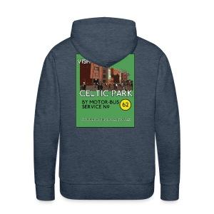 Visit Celtic Park - Men's Premium Hoodie