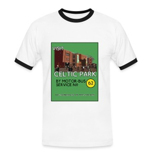Visit Celtic Park - Men's Ringer Shirt