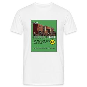 Visit Celtic Park - Men's T-Shirt