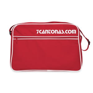 George Best Retro Bag - Retro Bag