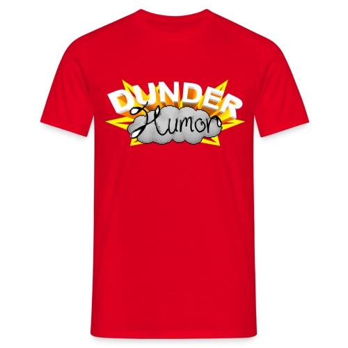 DunderHumor (HERR) - T-shirt herr
