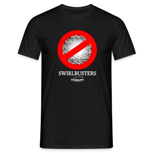 Detailing World 'Swirlbusters' T-Shirt (Men's) - Men's T-Shirt