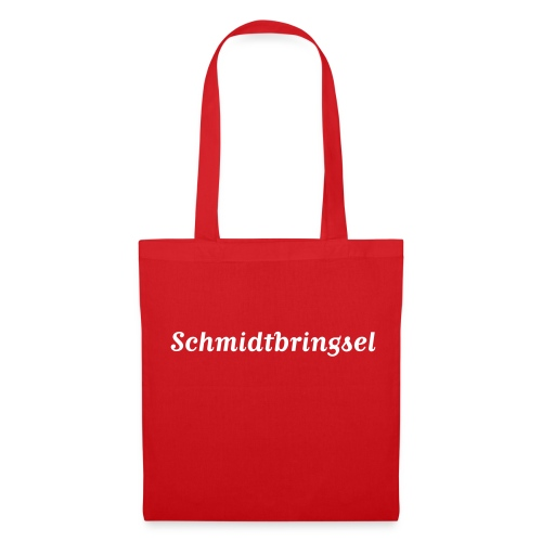Schmidtbringsel-Stofftasche - Stoffbeutel