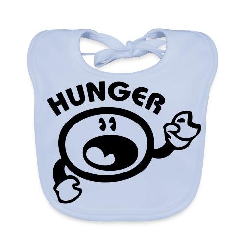 Boys Hunger Bib - Baby Organic Bib